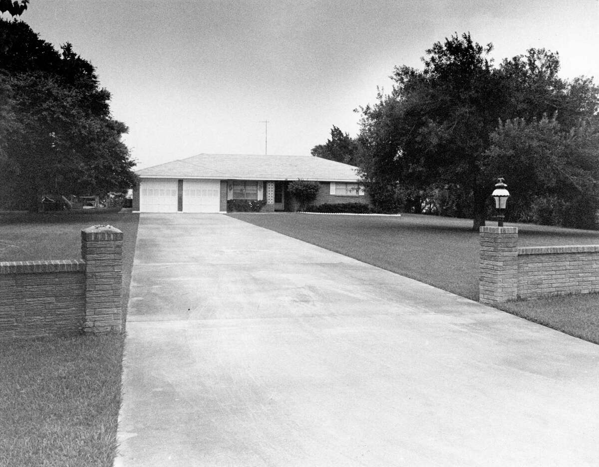 08/10/1979 - Despite the ever present threat of flooding, some homes on higher ground in the subsiding Brownwood Subdivision in Baytown are well-kept and comfortable.Others have become dilapidated and unlivable. Baytown voters recently defeated a $7.6 million bond issue that would have helped 442 families move out of the area.