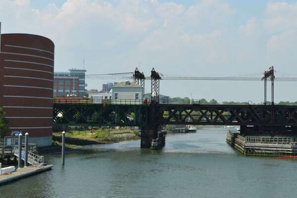 """All train traffic were """"significantly delayed"""" along the New Haven Line of Metro-North Railroad Saturday just before 2:30 p.m. due to a draw bridge failure on Walk Bridge in Norwalk."""