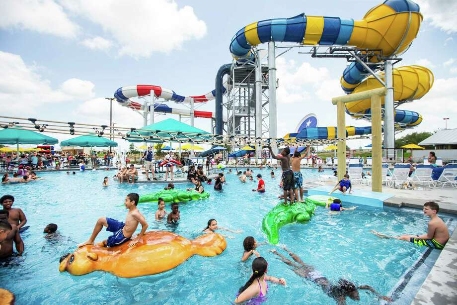 TYPHOON TEXAS - KatyOperating season: Memorial Day - Labor DayTotal water attractions: 16Admission: $29.99 to $44.99typhoontexas.com Photo: Brett Coomer, Houston Chronicle / © 2016 Houston Chronicle