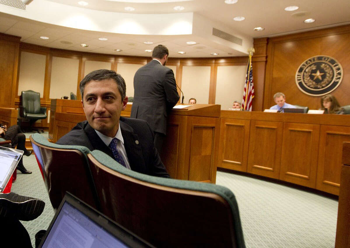 Texas State Rep. Giovanni Capriglione, R-Southlake, authored a bill to let the public see when state and local officials make money off government contracts.