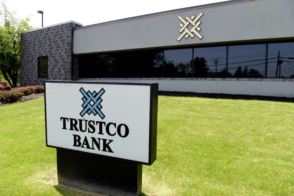 TrustCo headquarters on Wednesday, May 25, 2016, in Glenville, N.Y. (Cindy Schultz / Times Union)
