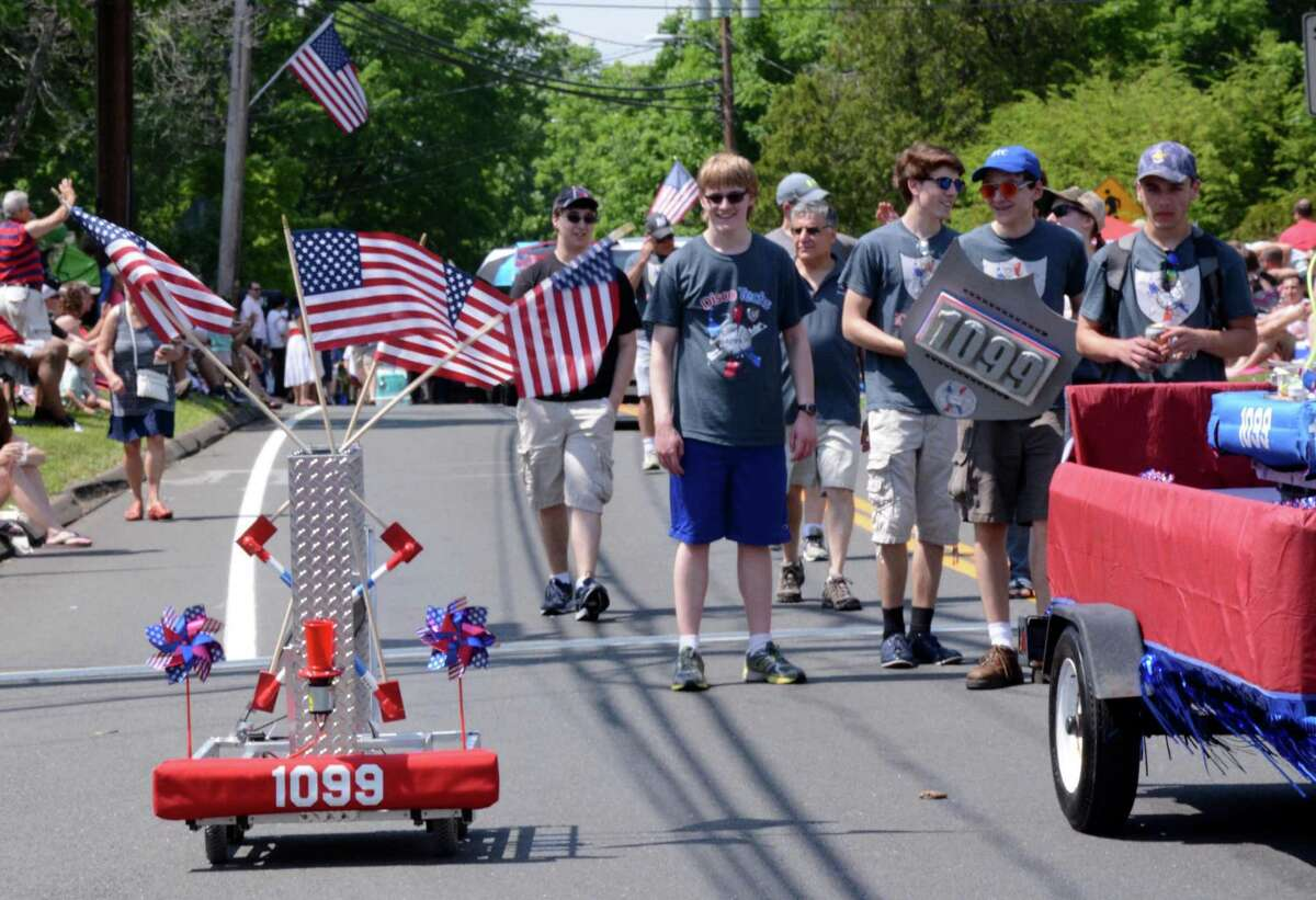 Brookfield held their annual Memorial Day parade on Sunday May 29, 2016.