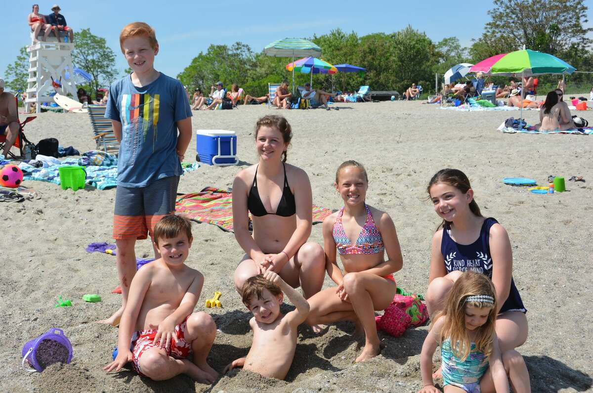 Beach goers took advantage of the nice weather on May 29, 2016 at Jennings Beach in Fairfield. As the unofficial start of summer, Memorial Day weekend marked the beginning of beach season in southwestern Connecticut. Most of the area's beaches started charging fees and requiring passes. Were you SEEN taking in the sun in Fairfield?