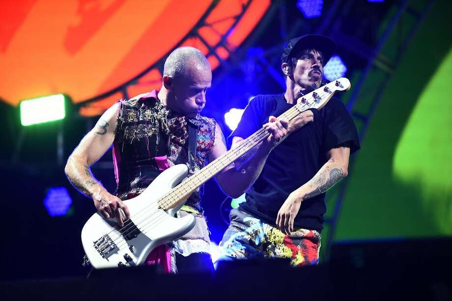 A false promise to line up the Red Hot Chili Peppers for a tour led to a lawsuit. Photo: Michael Noble Jr. / The Chronicle 2016