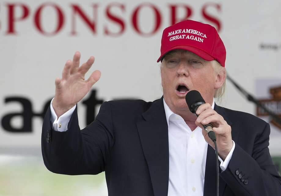 The business community has been unwilling to embrace GOP candidate Donald Trump and his highly contentious positions. Trump says his business experience makes him uniquely qualified to be president. Photo: Manuel Balce Ceneta, Associated Press