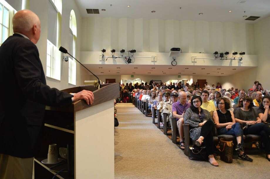 Photo: Jarret Liotta / For Hearst Connecticut Media / Westport News
