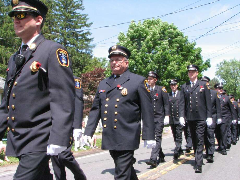 Were you Seen at the Memorial Day Parade in Bethlehem on Monday, May 30, 2016? Photo: Michael Huber