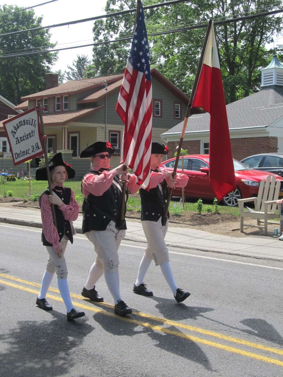 Were you Seen at the Memorial Day Parade in Bethlehem onMonday, May 30, 2016?