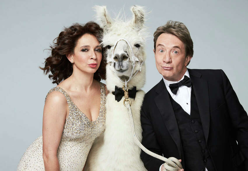 Maya & Marty: Maya Rudolph and Martin Short headline this all new variety series. It debuted on NBC on Tuesday, May 31st.