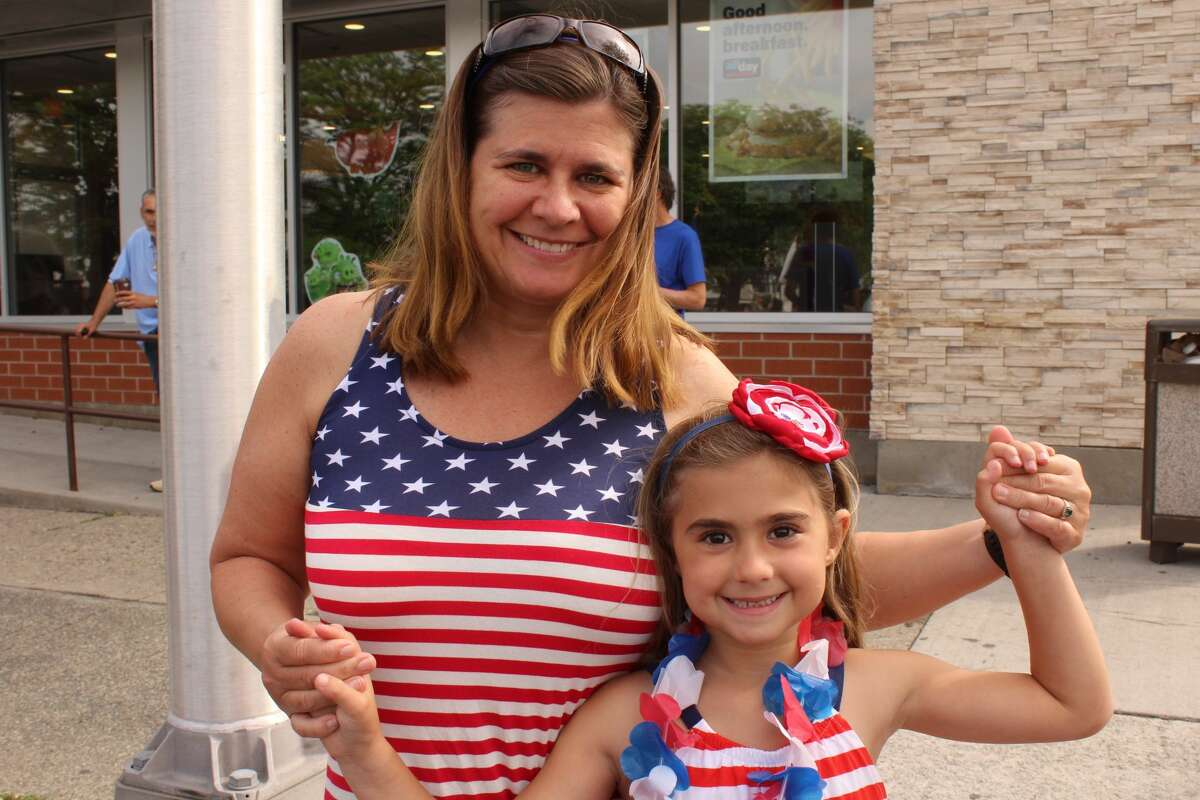 Were you Seen at the Memorial Day Parade in Albany onMonday, May 30, 2016?