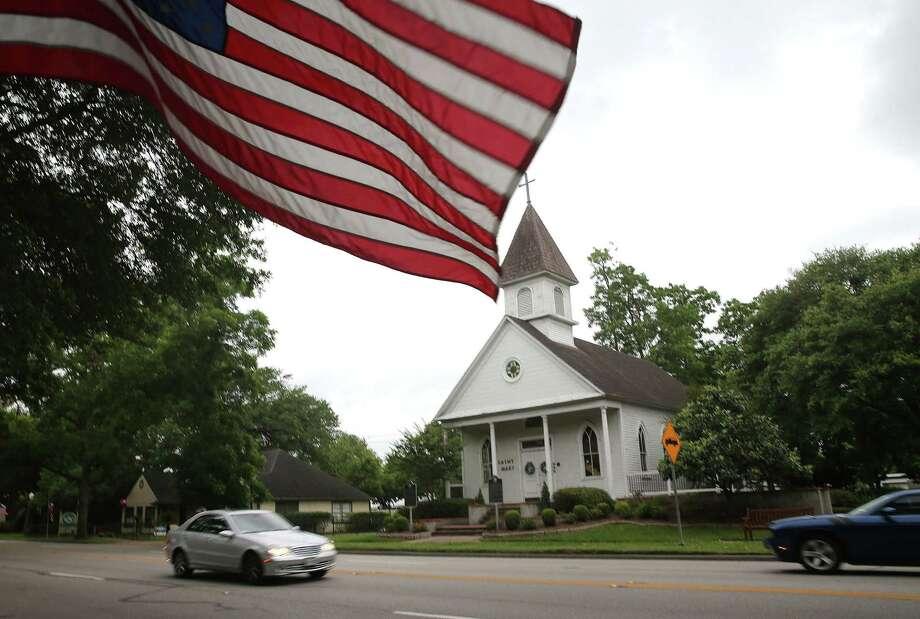 Main Street in League City photographed Thursday, May 26, 2016. ( Elizabeth Conley / Houston Chronicle ) Photo: Elizabeth Conley, Staff / © 2016 Houston Chronicle
