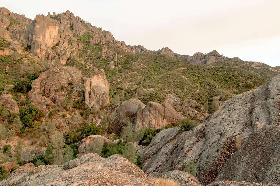 The balconies cave trail at Pinnacles National Park, near Soledad (Monterey County). Photo: Jason Henry, Special To The Chronicle