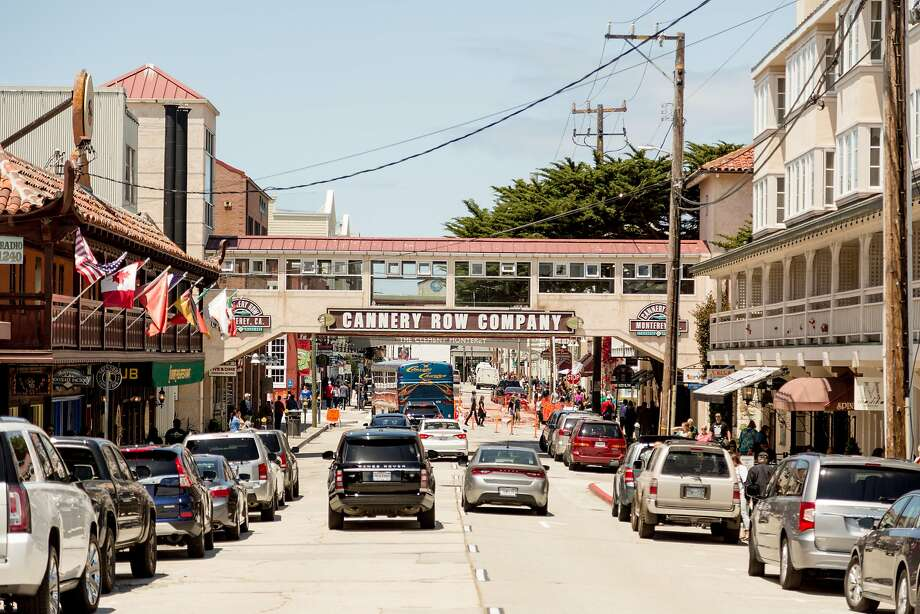 Cannery Row in Monterey, Calif., Saturday, May 24, 2016. Photo: Jason Henry, Special To The Chronicle