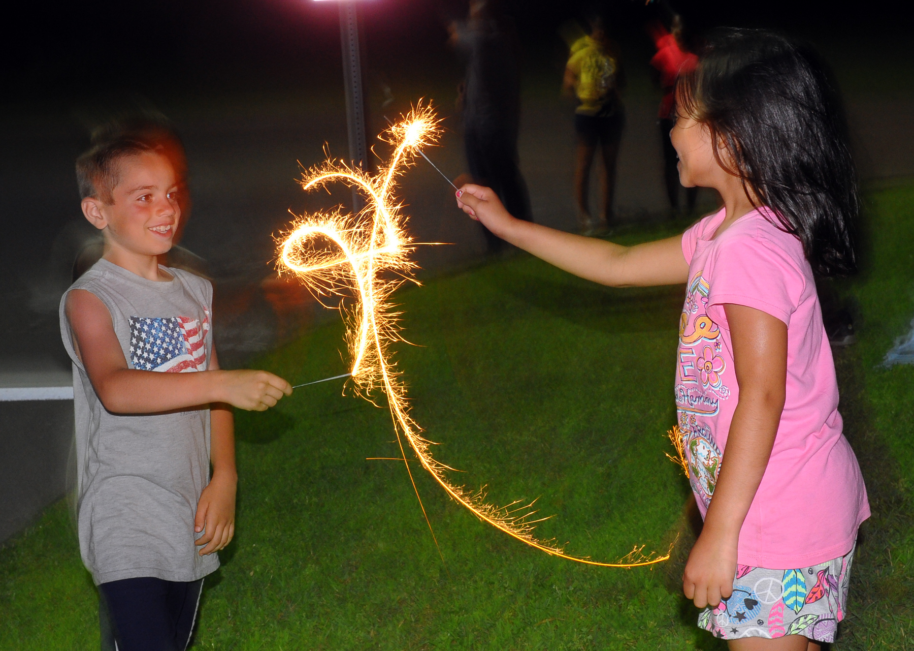 Angela Is The Fireworks Woman no fireworks in big thicket - beaumont enterprise