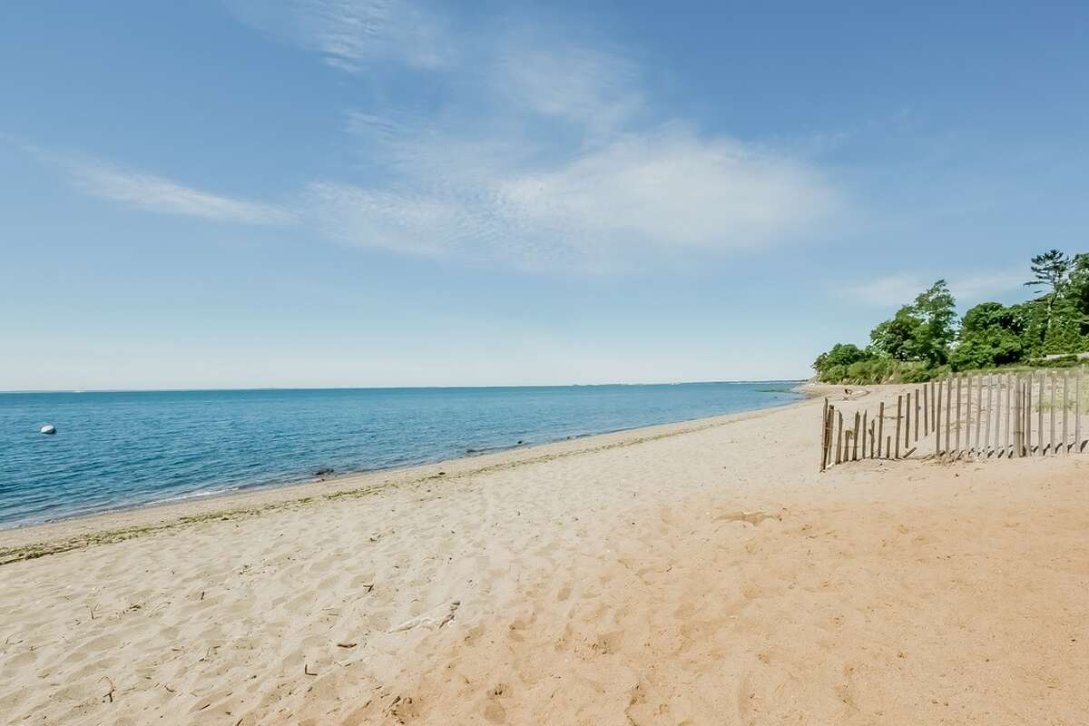 10 Pine Creek Ave APT 301W, Fairfield, CT 06824 Features: Beachfront condo, private foyer and balcony View full listing on Zillow