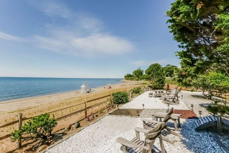 10 Pine Creek Ave APT 301W, Fairfield, CT 06824  Features: Beachfront condo, private foyer and balcony  View full listing on Zillow Photo: Zillow