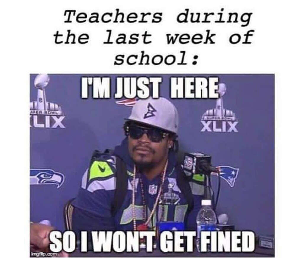 The end of the school year is near and these memes sum up perfectly how you feel about it. Like this one fromThe Educators Room. Photo: The Educators Room