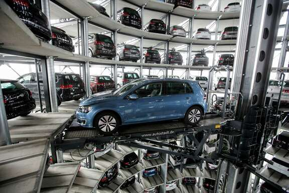 Volkswagen's figures highlighted a problem the automaker had well before the emissions cheating. The company makes most of its money from a relatively small number of luxury cars and almost no money from Golfs and other Volkswagen brand cars, which account for the largest share of sales by far.