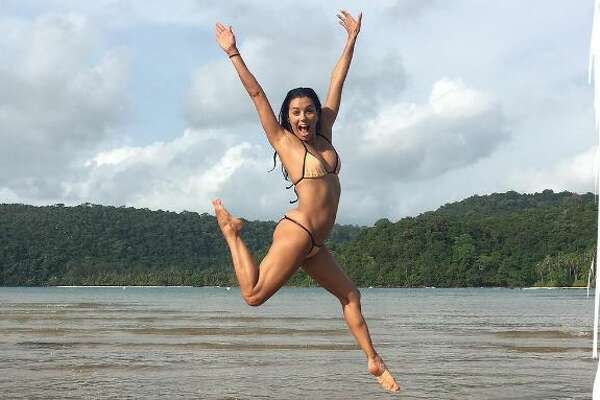Eva Longoria Baston shared more photos of her honeymoon in an undisclosed location.
