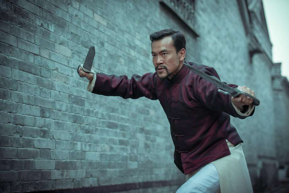 "Liao Fan stars in Xu Haofeng's fast-paced ""The Final Master."" Photo: United Entertainment Partners"