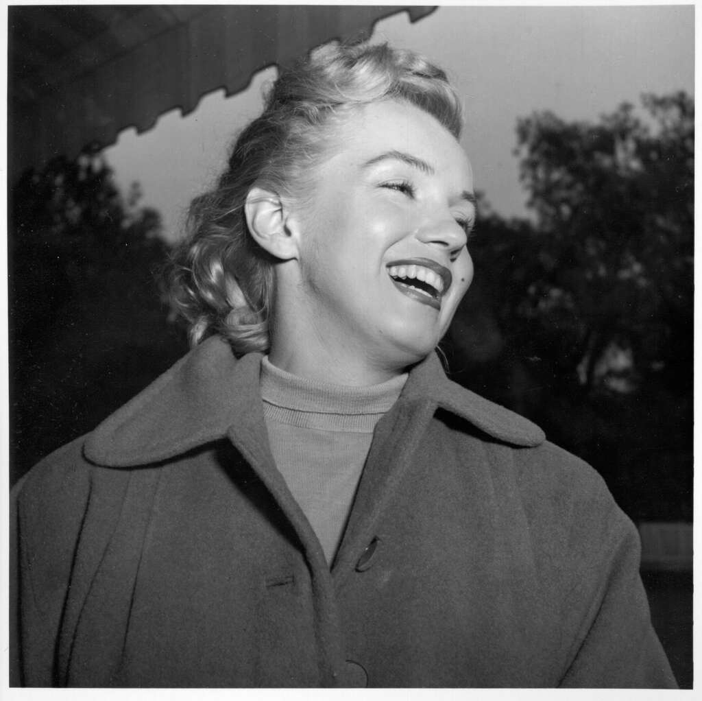 Marilyn Monroe s 1950 photo session with Earl Leaf SFGate