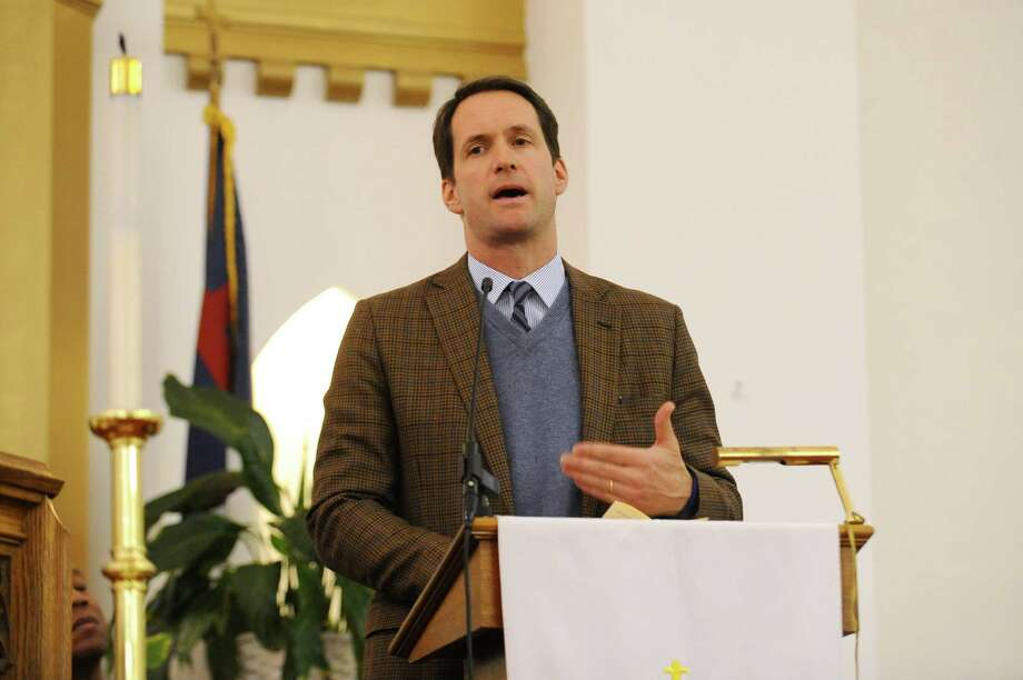 Jim Himes Photo: Michael Cummo / Hearst Connecticut Media / Stamford Advocate