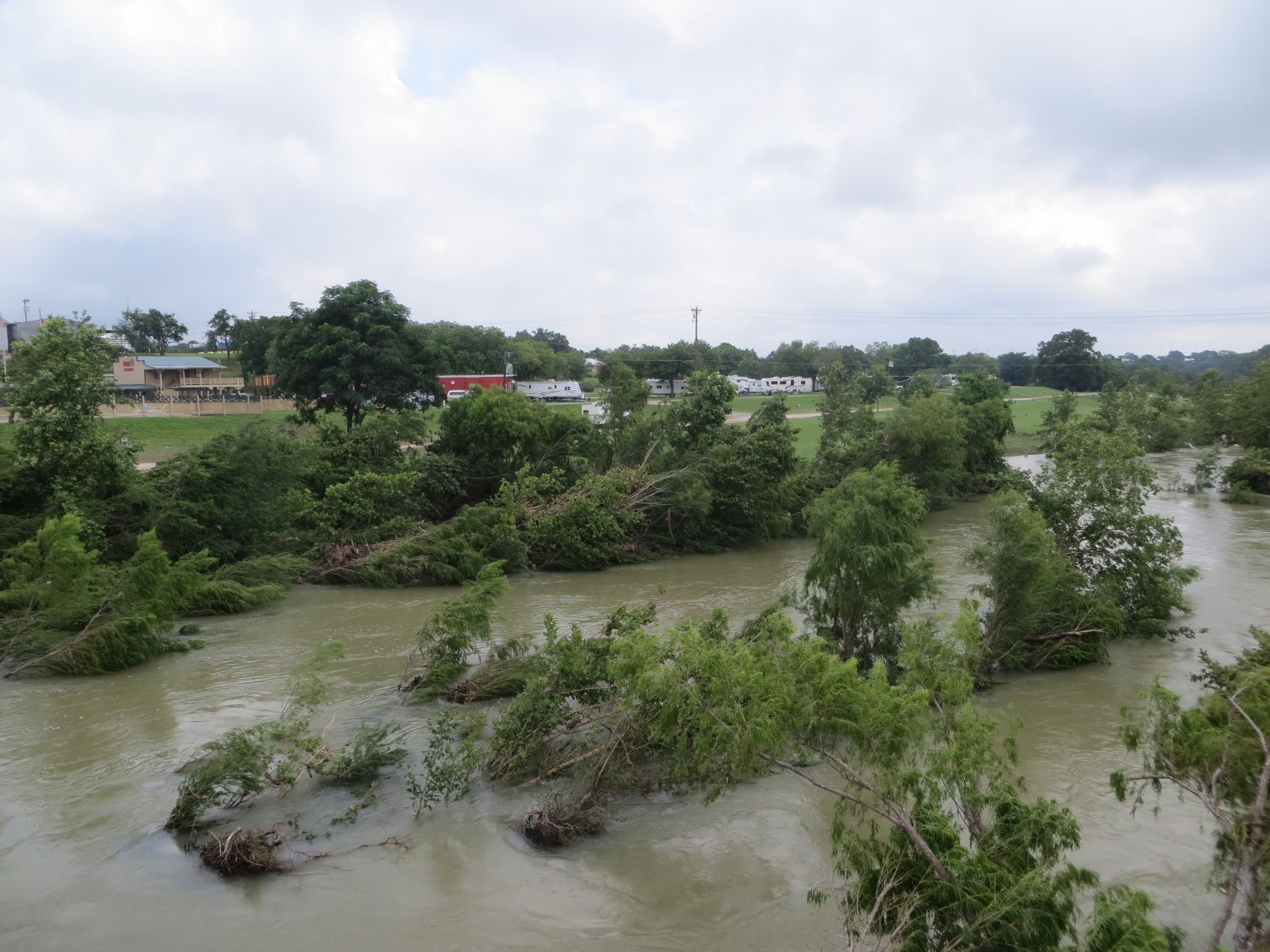 Serious Flooding Concerns Rising With Hill Country Streams