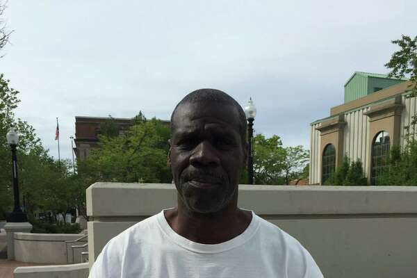 Russell Billingslea, an Army veteran in Bridgeport, is getting a place to live thanks to the Greenwich-based Needs Clearing House.