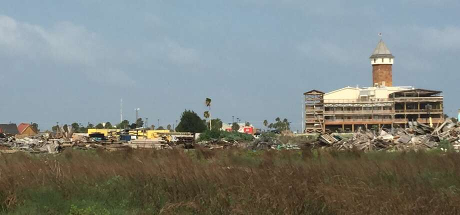 """Heather Cooley, who lives in the neighborhood across the street from Schlitterbahn, said there is an """"ugly side"""" to the park that only residents and homeowners see.Courtesy/Heather Cooley, Corpus Christi resident"""