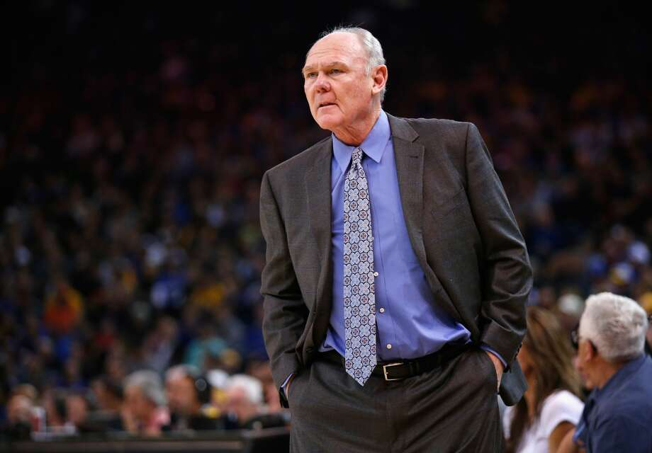 To honor the 1995-96 SuperSonics, Seattlepi.com sat down with former Sonics coach George Karl, the 2013 NBA Coach of the Year, earlier this week for a wide-ranging Q&A about that season and what's next for basketball in Seattle. Photo: Getty Images