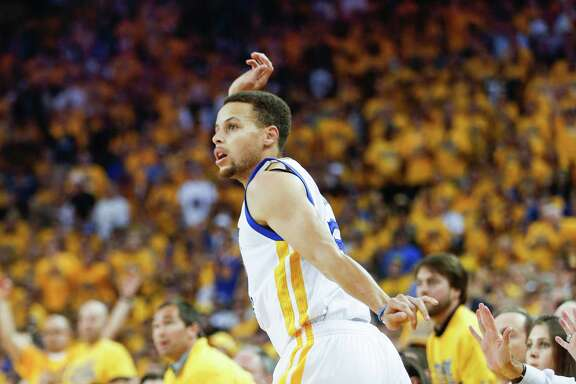 Stephen Curry showed some of his old flair in scoring 36 points in Game 7 against the Thunder.