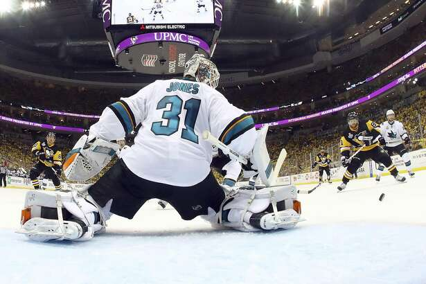 Sharks Look For More Sustained Effort In Game 2 Of Finals