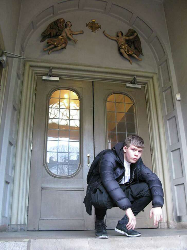 Rapper Yung Lean is set to perform at Free Press Summer Fest on Sunday.