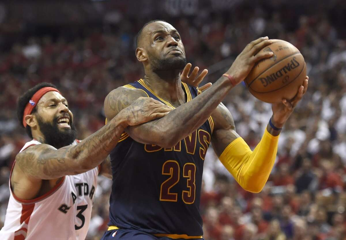 1. No one really knows how good the Cavs are. They played in the diminished Eastern division, and one NBA expert said they'd struggle to beat Portland in a seven-game series.