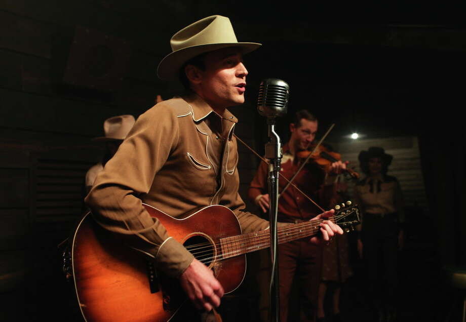 "This image released by Sony Pictures Classics shows Tom Hiddleston as Hank Williams in a scene from, ""I Saw The Light."" (Sam Emerson/Sony Pictures Classics via AP) ORG XMIT: NYET125 Photo: Sam Emerson / Sony Pictures Classics"
