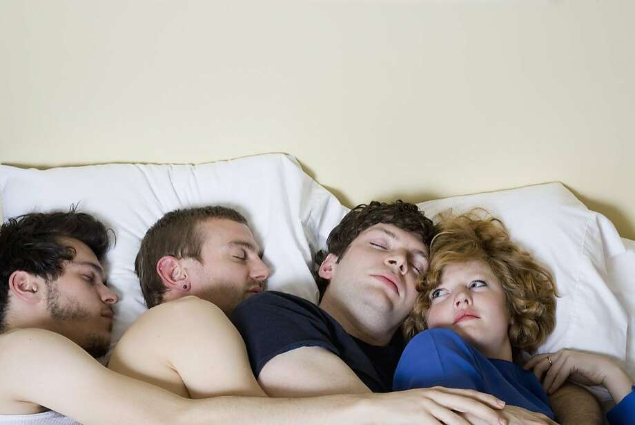 A young woman wants to sleep around before settling down. Photo: FStop Images - Antenna, Getty Images