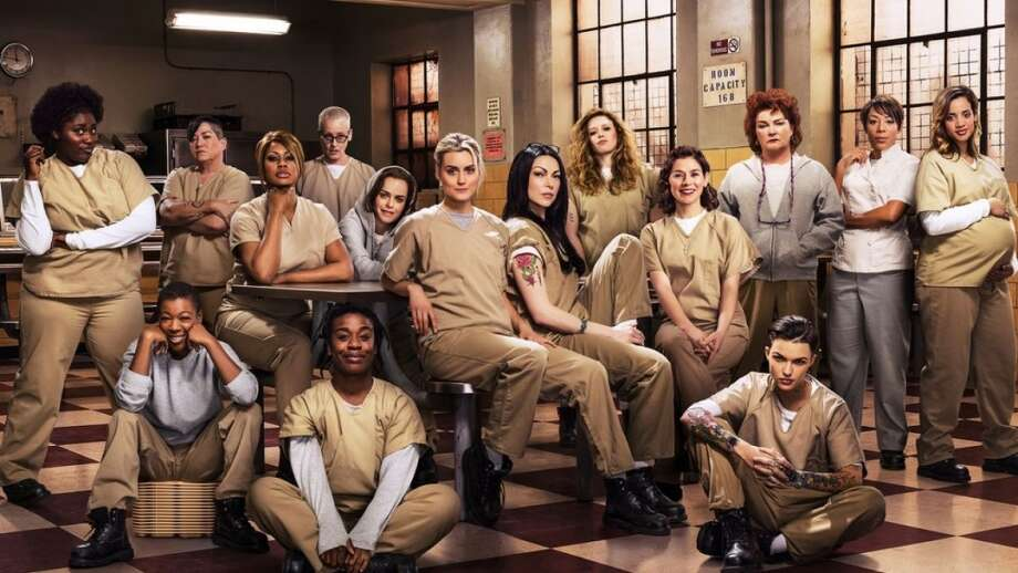 "Season 4 of ""Orange is the New Black"" will be released June 17.Need to catch up? Keep clicking for a refresher on what each of the main characters are in prison for."
