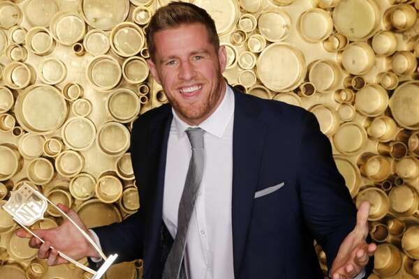 CMT Music Awards:  Texans superstar J.J. Watt co-hosts the CMT Music Awards with Erin Andrews on Wednesday, June 8th on CMT.