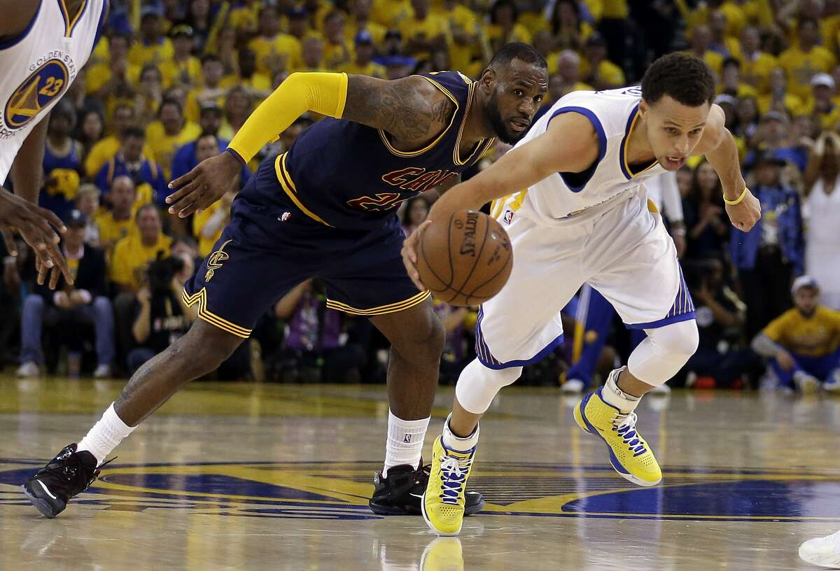 POINT GUARD: The ankle injury has been forgotten, the sprained knee is a pain-tolerance issue, and the bruised elbow has taken hits in each of the past two games. None of it seems to matter anymore. Stephen Curry finished the Western Conference finals with a record-setting 32 three-pointers, leading his squad to a record 90 threes.
