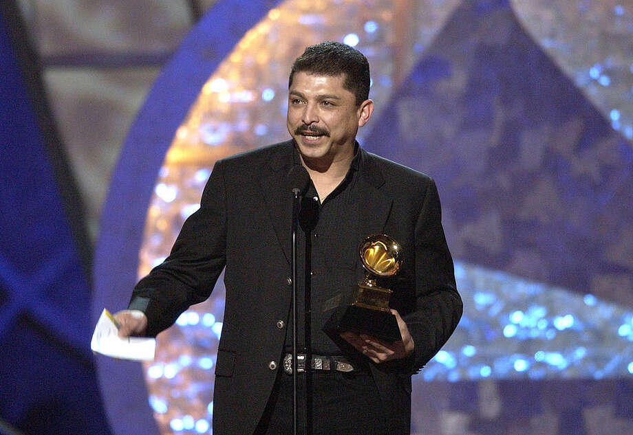 Emilio Navaira, winner of Best Tejano Album (Photo by M. Caulfield/WireImage) Photo: Michael Caulfield Archive, Contributor / WireImage / WireImage