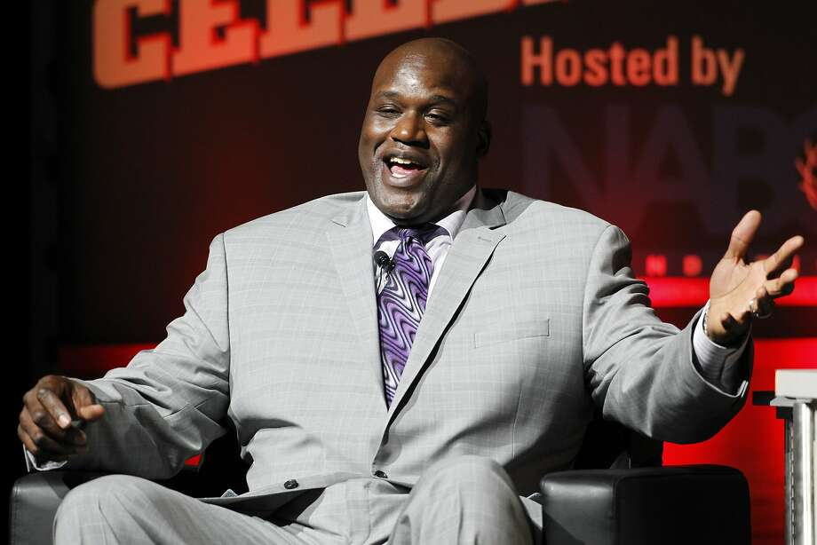 Retired basketball great Shaquille O'Neal once posed as an undercover Lyft driver, but seniors probably won't get him when they call. Photo: Colin E. Braley, Associated Press