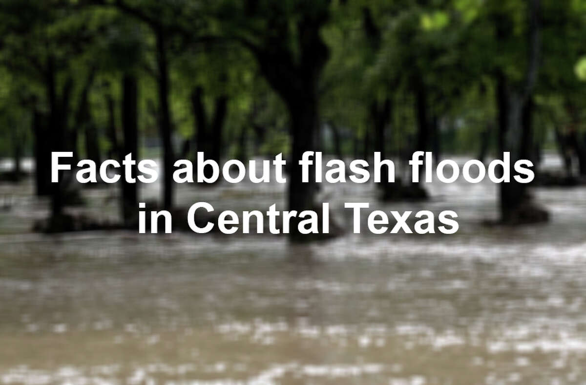 The Texas hill country is the most flash flood-prone region in the United States, according to the National Weather Service. Click ahead for 6 fast facts on why the area is known as