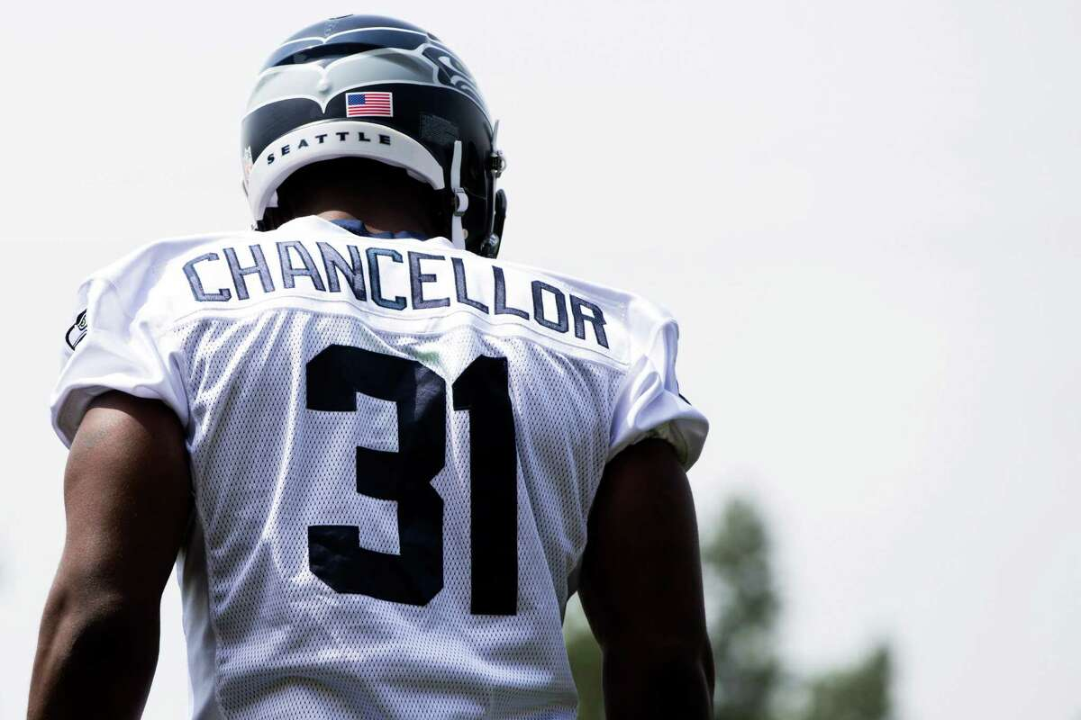 9. SS Kam Chancellor What makes him irreplaceable?Chancellor likely would have been higher on this list before last year, when Kelcie McCray filled in admirably while Chancellor missed time due to injury after a contract-related holdout. Still, there's no player in the league who can match the 6-foot-3, 225-pounder in terms of intimidation. The 28-year-old is more than an intimidator, however, tallying 10 interceptions and 42 passes defended in his six-plus year career.