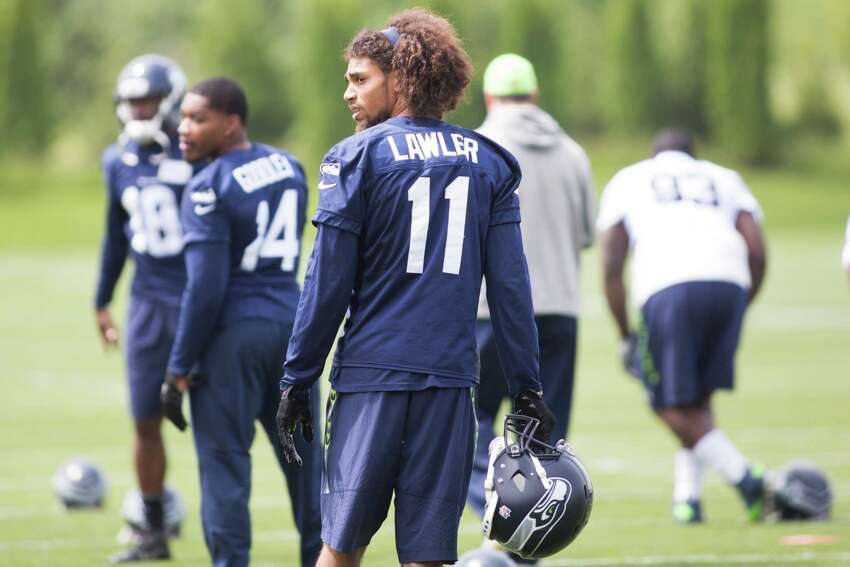 Fierce competition coming at WR It seems like we've been writing this each of the last few years, but the collection of talent among the Seahawks' 2016 receivers might be the  best we've seen in the Pete Carroll/John Schneider era in Seattle. Doug Baldwin, coming off a record-breaking season, the recently re-signed Jermaine Kearse and second-year dynamo Tyler Lockett make up a versatile and talented top three, but the competition for the spots at the bottom of the wide receiver depth chart might be among the best on the team during training camp.