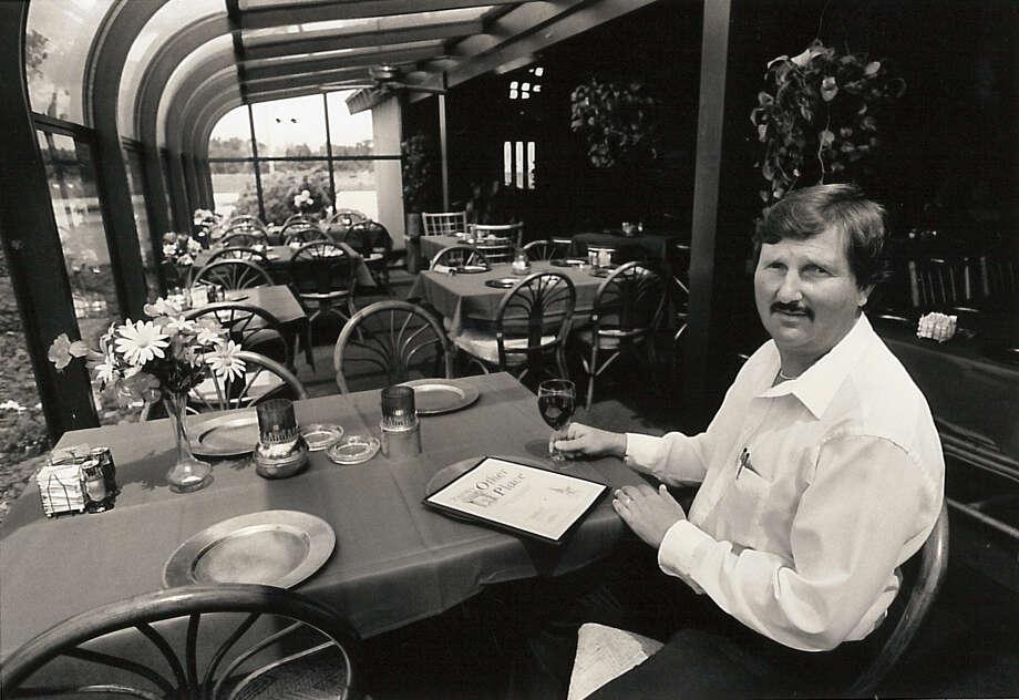 Dan Patrizi at Patrizi's Other Place restaurant. Enterprise archive photo Photo: Ryan Pelham / ©2016 The Beaumont Enterprise/Ryan Pelham