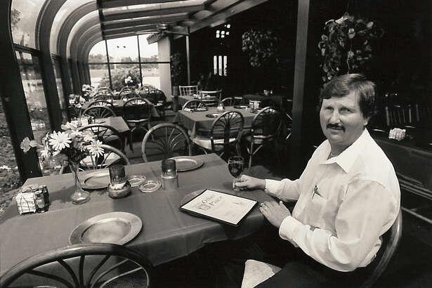 Dan Patrizi at Patrizi's Other Place restaurant. Enterprise archive photo