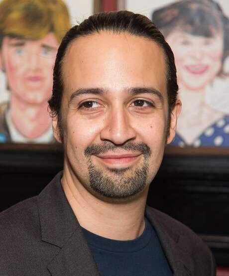 "Lin-Manuel Miranda: new char acter in ""Mary Poppins Returns."" Photo: Charles Sykes, Associated Press"