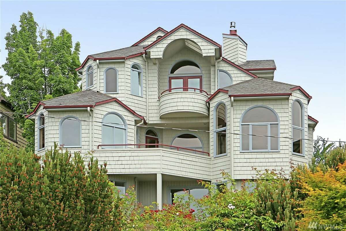 This home, at 2507 Crane Drive W., is listed for $1.6 million. The four-bedroom, 2.25-bathroom custom-built home is 3,500 square feet and spread over three floors. It also has a working elevator. You can see the full listing here.