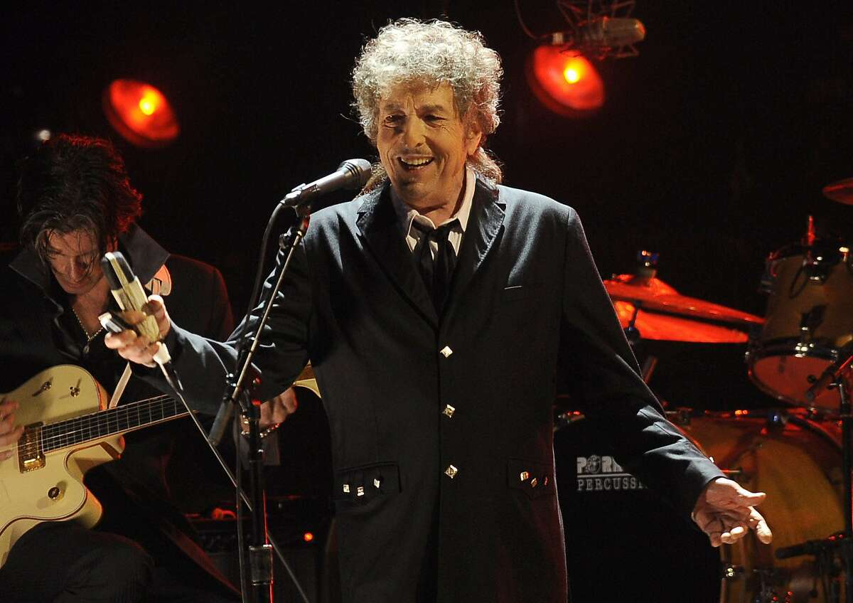 In this file photo, Bob Dylan performs in Los Angeles. Here are 25 things you should know about Bob Dylan: