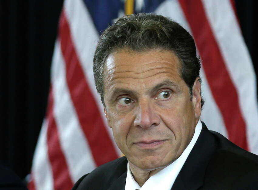 Would Gov. Andrew Cuomo push to have the Albany convention center bear his name? (AP Photo/Seth Wenig)